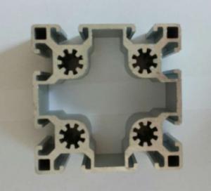Anodized standard aluminum extrusion profiles Aluminum 6061 Assembly Line Manufactures
