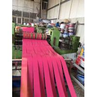 PPGI Strip Prepainted Steel Coil Slitting Color Coated Galvalume Steel Coil Manufactures