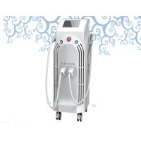 China Painless RF Skin Tightening / IPL Hair Removal Beauty Salon Machine 200W on sale