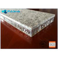 Durable Granite Stone Honeycomb Core Panel With Polished Surface Treated Manufactures