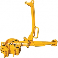 API 7K Wellhead Tool Type AAX Manual Tongs With Tong Inserts And Dies Manufactures