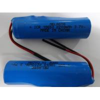 18650  3.7V 2200mAh Li-ion Battery with PCM Manufactures