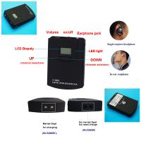 China 2.4Ghz Wireless Conference System Translation Equipment with CD quality on sale