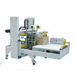 China Case Box Carton Sealer machine carton packer on sale