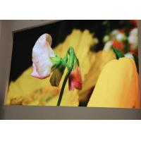Indoor LED Display P3.9 Aluminum LED Video Wall Rental HD Wide Viewing Angle Manufactures