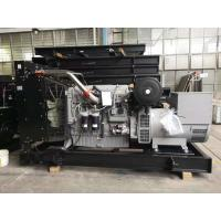 100KW 125Kva Open Diesel Generator With Cummins Engine Closed Cycle Water Cooled System Manufactures