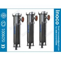BOCIN Water Treatment Bag Filter Housing Stainless Steel For Liquid Purification Manufactures