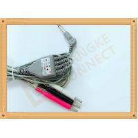 Veterinary Esophageal Probe Medical Temperature Sensor With 6.3mm Mono Plug Manufactures