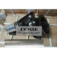 Heavy Duty Shacman Truck Parts , Diesel Engine Exhaust Brake Butterfly Valve Manufactures
