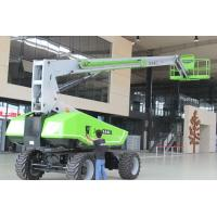 Diesel Engine Max.lifting 27m 88ft Telescopic boom Platform for aerial works Manufactures