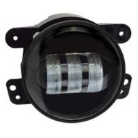 30 W 4 Inch Waterproof Fog Led Car Headlight For Jeep Energy Saving Shake - Proof Manufactures