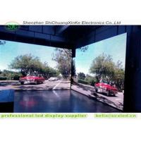 High Definition Indoor LED Display Board P4 Energy Saving Hanging LED Display For Location Shooting Manufactures