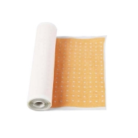 18cmx5m Zinc oxide adhesive perforated plaster Manufactures