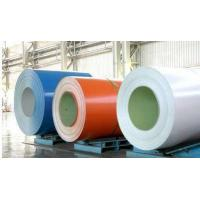 Mobile Roons Pre Painted Steel Coil , 0.20 - 1.0mm Thickness Steel Coil Sheet Manufactures