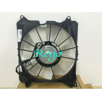 High Performance 12 Volt Automotive Radiator Cooling Fans Custom Firm Frame Manufactures