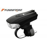 Quality Vibration Induction Bicycle Lamp, USB Rechargeable LED Bike Frount Lights for sale
