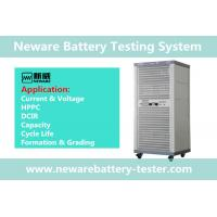 4 Channels 40V / 40A Battery Cycle Life Tester Charging and Discharging Testing Manufactures