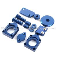 CNC Machined MX Bling Kit Aluminum Alloy for Yamaha YZF450 Dirt Bike Manufactures