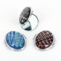 China Promotional Compact Mirrors, Measures 6.2 x 1.6cm, Customized Designs are Accepted on sale