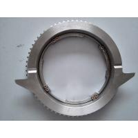 Anti Rust Teeth Rotary Printing Machine Tension Rings Chrome Steel Repeat Head Manufactures