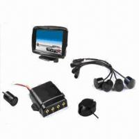 Wireless LED Parking Sensor with 420TVL Resolution and Easy Operating Manufactures