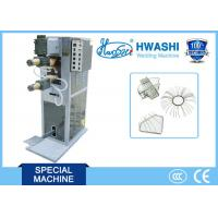 Portable Foot Operated Spot Welder For Iron Electrical Box / Steel Sheet / Wire Frame Manufactures