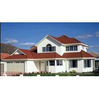 anti-fade stone coated metal roof tile/natural color harvey metal roofing tiles Manufactures