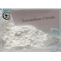 Anabolic Toremifene Citrate Anti Estrogen Steroids Fareston 99% for Anti Estrogen Manufactures