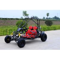 2 Seater Electic Mini Go Kart For Kids Blue Off Road With CE Manufactures