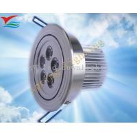 High output white / blue 5W IP50 AC85 - 265V led down light fixtures Ce & RoHs approval Manufactures
