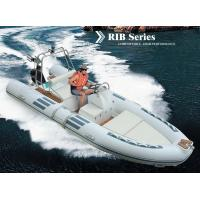 OEM Funny Lightweight Inflatable Boat 8 Man Inflatable Boats RIB480D Manufactures