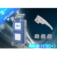 Vertical HIFU Machine Face Lifting Skin Rejuvenation Equipment Cooling Handpiece Manufactures
