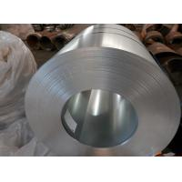 Quality Annealing Cold Rolled Steel Coils Carbon Black Fixed With Steel Strip for sale