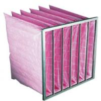 High efficiency poly lactic acid needled fabric filter bag Manufactures