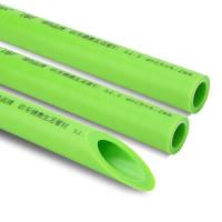 Heat Enduring Plastic Ppr Pipe Bacteriological Neutral Iso Ce Standard Manufactures