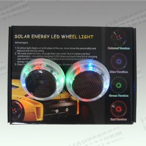 Solar Energy LED Wheel Light (PHA-008) Manufactures