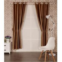 Buy cheap P/D Shinning  Black Out Window Curtain from wholesalers