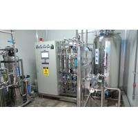 China Industrial Reverse Osmosis Water Machine , Edi Ro Water Treatment Plant on sale