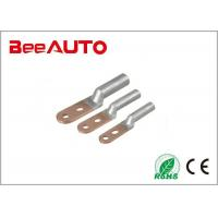 Buy cheap Round Head Bimetal Cable Lug Double Hole Bimetal Terminal Lugs Plastic Bag Package from wholesalers