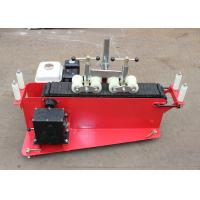 China Motorize Gasoline Engine Cable Laying Machine / Cable Push Pull Winch on sale