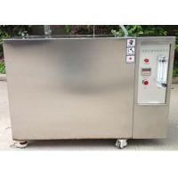 IPX1 - IPX6 Water Resistance Equipment , Rain Test Chamber For Rain Drip Test Manufactures