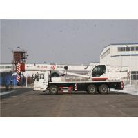 WUYUE TAZ5323J Hydraulic Truck Bed Crane , Crane Mounted On Truck Manufactures