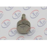 Order Custom Machined Parts, Nickel Plated T Shape Bolt With Special Shape Screw Thread Manufactures
