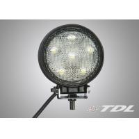 Super bright 6* 3W 18W Work lamps vehicle flood spot light offroad LED worklight for Trucks, Mining, Camping, Finishing Manufactures