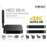 4K TV BOX Quad Core XBMC MINIX NEO X8-H Android Smart TV BOX Manufactures