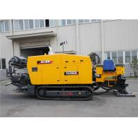 China 32 Ton Back Reamer Force HDD Trenchless Drilling / Horizontal Directional Driller on sale