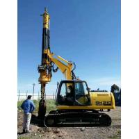 TYSIM KR50A Small Rotary Piling Rig Drilling Rig Attachment  for Foundation Construction Manufactures