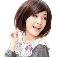 Cute Girl Short Wig Manufactures