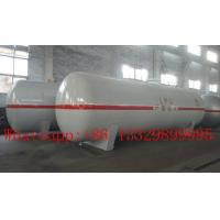 high quality and best price 65cbm surface LPG gas storage tank for sale, CLW brand 65,000L surface lpg gas tank for sale Manufactures