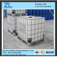formic acid 80%85%90%94%99%(HCOOH) Manufactures
